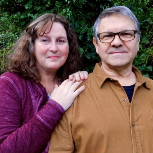 Dan and Lorna Lewis